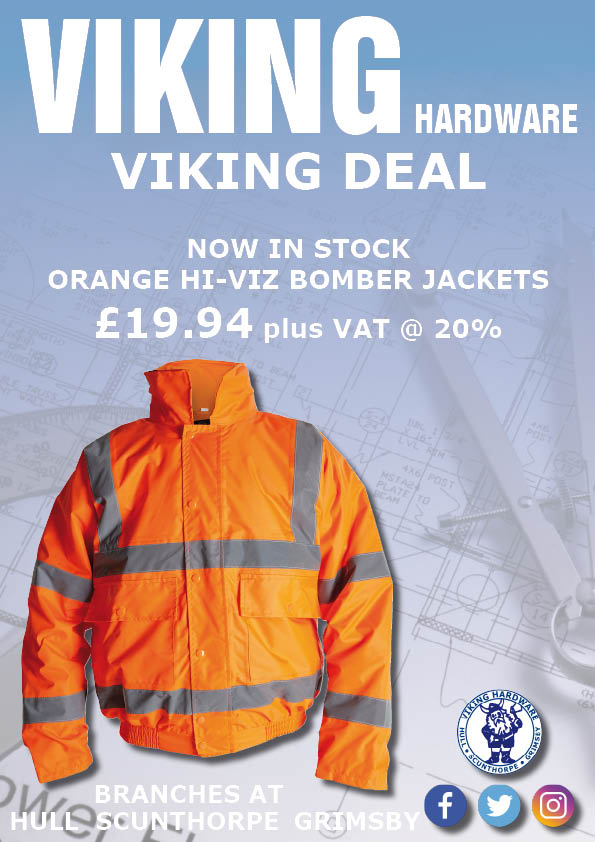 Viking Hardware Offer Leaflet